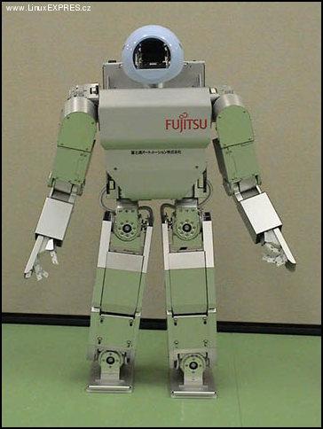 Obrázek: Robot HOAP-2