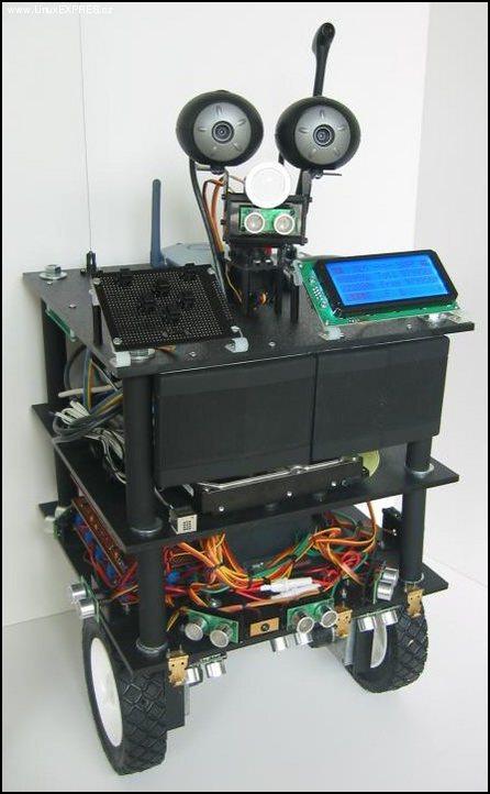Obrázek: Robot Open Automaton Project