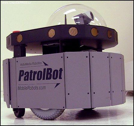 Obrázek: Robot PatrolBot