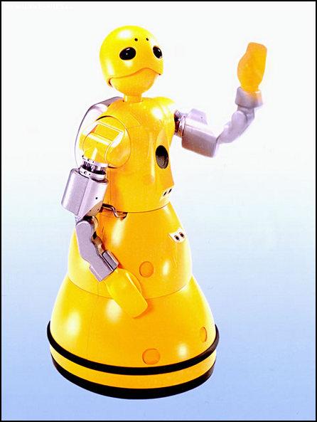 Obrázek: Robot Wakamaru