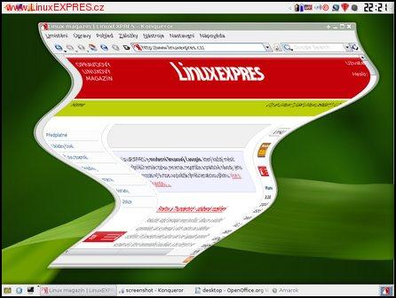 XGL - Linux