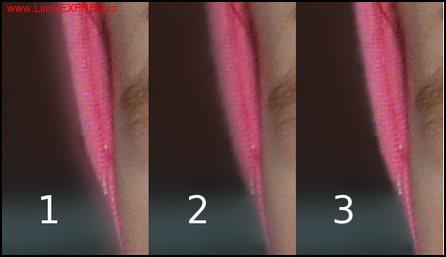 Obrázek: Porovnání všech tří možností