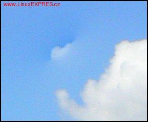 Obrázek: Dávejte pozor na mraky