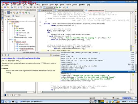Obrázek:Doplňování kódu