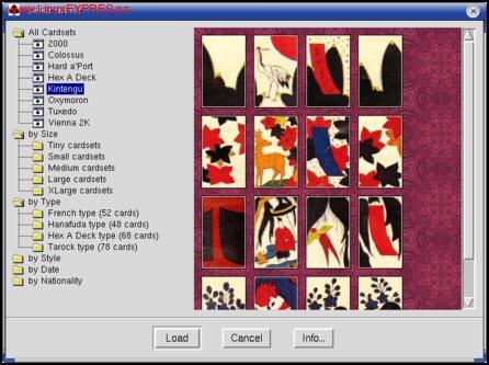 Obrázek:Výber typu kariet