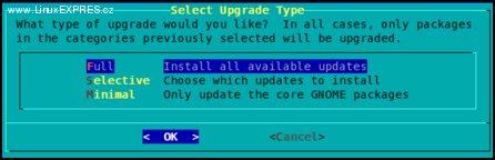 Upgrade tool
